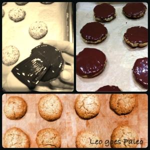 Leo goes Paleo koekjes chocolade