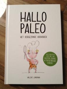Leo goes Paleo boekrecensie Hallo Paleo